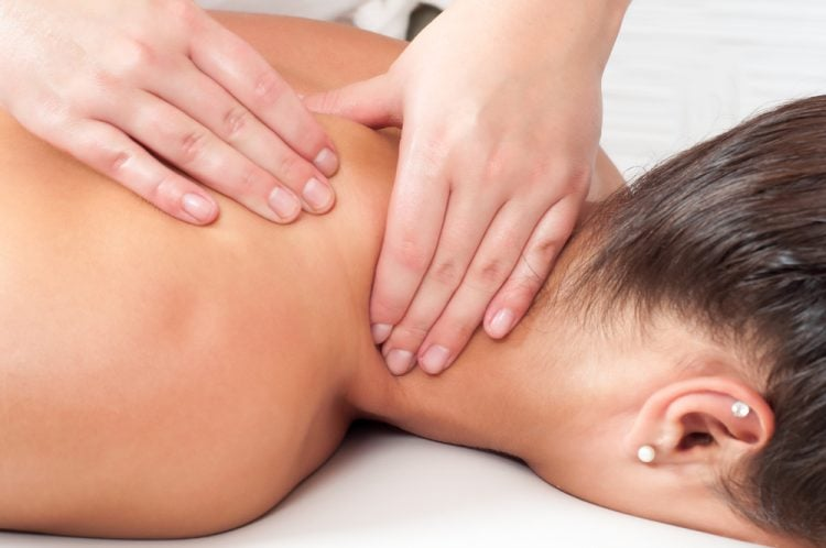 minor aches massage therapy