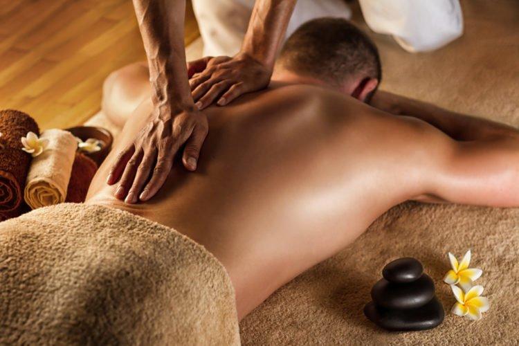 skin deep tissue massage