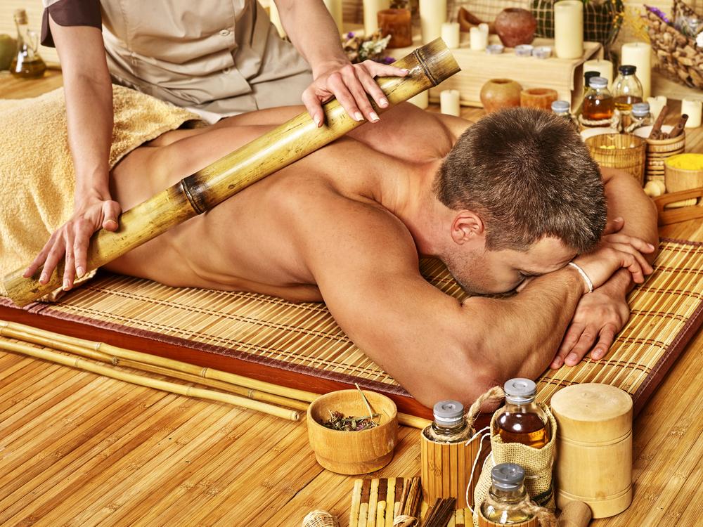 benefit bamboo massage therapy
