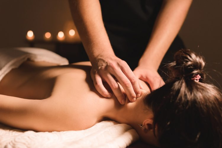 therapeutic massage self-care program