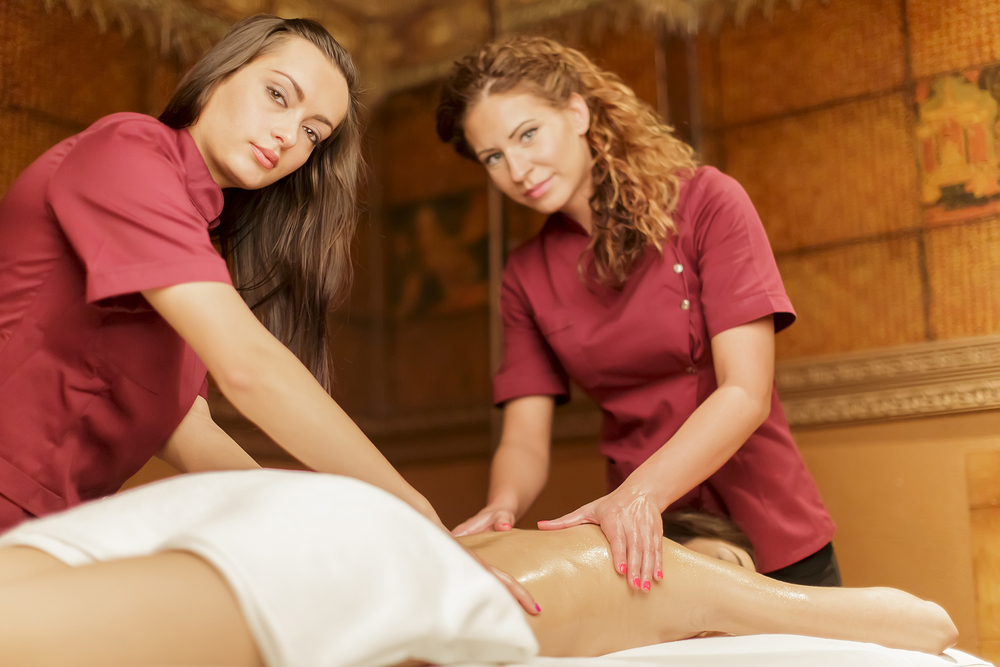 finding great massage therapist