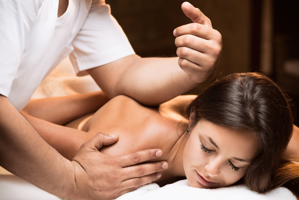 determining massage technique needs