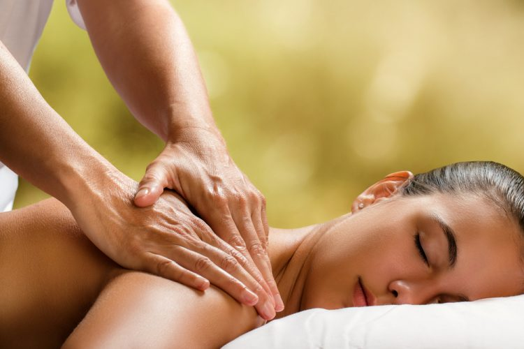 mechanical relaxation responses massage therapy