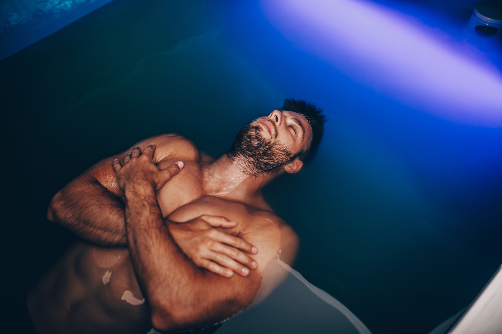 float therapy benefits athletes