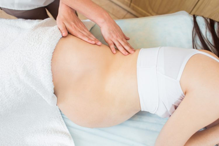 prenatal massage benefits trimester