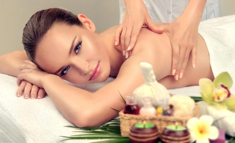 massage return normal life