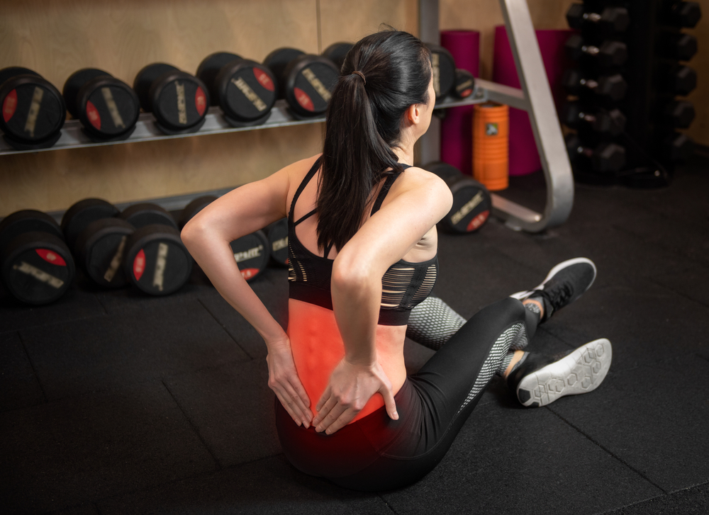 exercise mistakes back pain