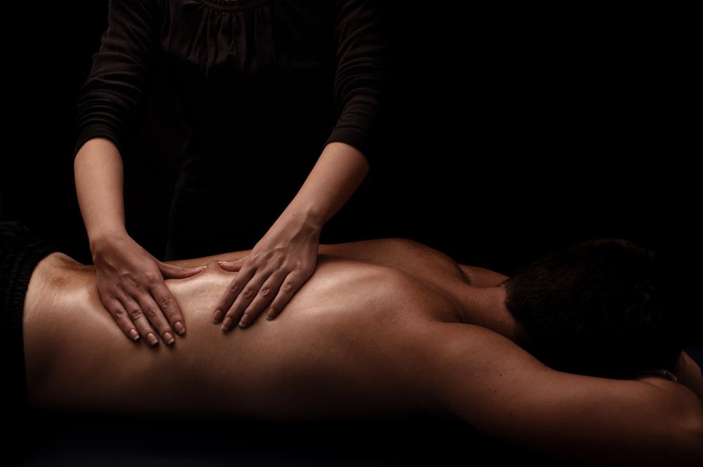 massage alcohol don't mix